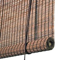 Mørk brun bambus <br>(87061-AFC)