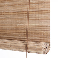 Brun bambus heldækkende<br>(80500-CAR)