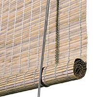 Grå bejdset bambus <br>(78030-PGR)
